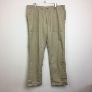 NWT J Crew Cotton-Linen Camp Pants in Regular Fit